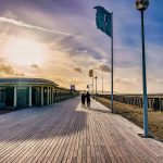 Les planches sous le soleil de décembre - Gigi Veccia