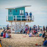 Poste de Secours de la plage de Deauville - Pascal Briquet